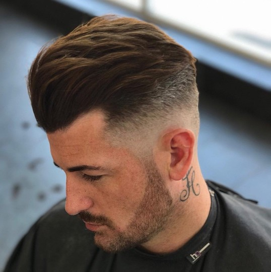 marvelous undercut fade 2019 , Men\u0027s Haircut Styles