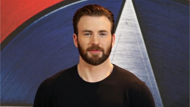 chris evans haircut 2019