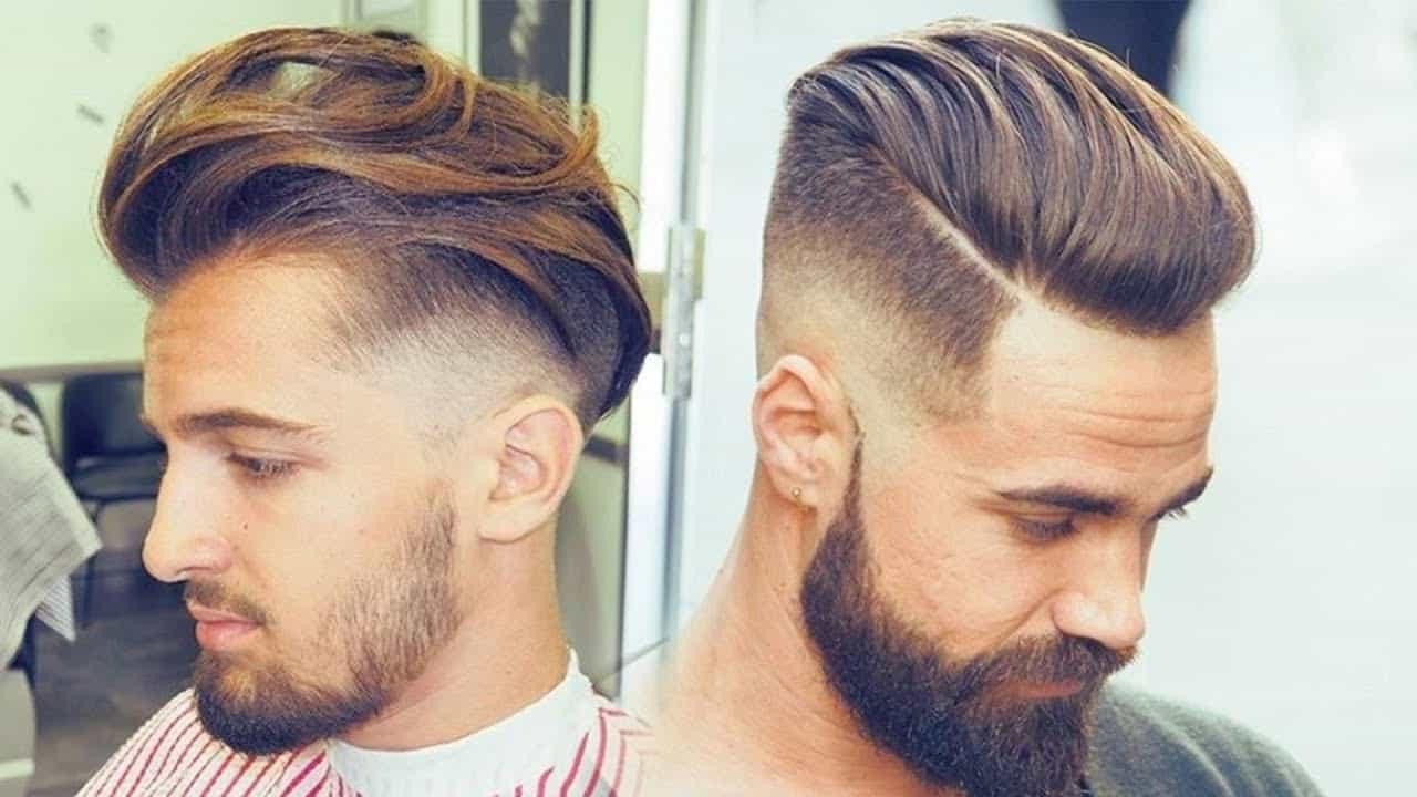 modish undercut fade 2019 , Men\u0027s Haircut Styles
