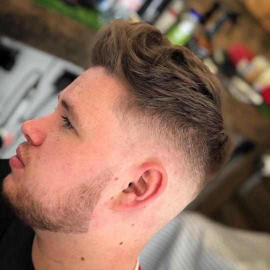 men haircut for long face 2019