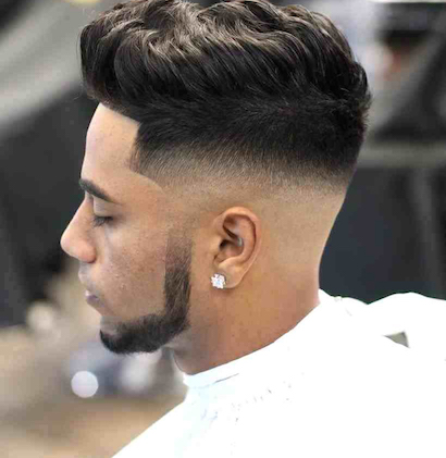 mid fade haircut 2019